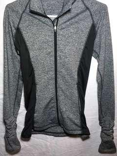 Like new Victoria's Secret vsx jogging jacket with zipper and pockets
