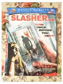 DVD FILM SLASHER