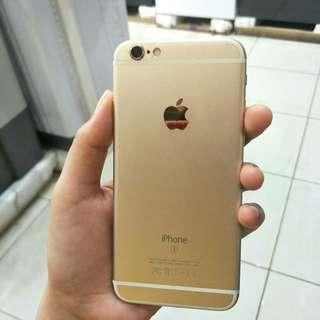 Iphone 6S 16GB warna GOLD