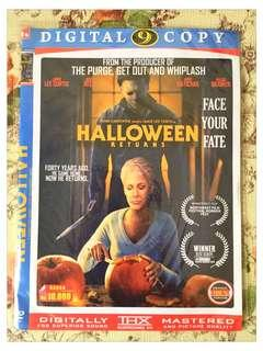 DVD FILM HALLOWEEN