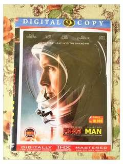 DVD FILM FIRST MAN