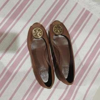 TORY BURCH shoes brown (min dusnya)