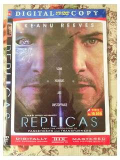 DVD FILM REPLICAS
