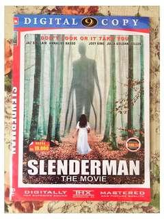 DVD FILM SLENDERMAN
