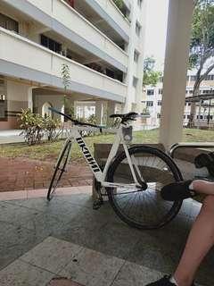 Unknown lvl 2 full bike
