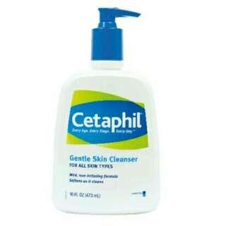 [NEW&READY STOCK] Cetaphil Gentle Skin Cleanser 500ml 100% original.