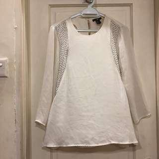 H&M Flared Top