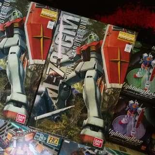 Gundam MG RGM-79 Ver. 2.0