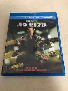 Jack Reacher-Blu-Ray