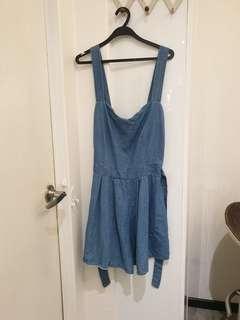 Denim Dress 2  for $10