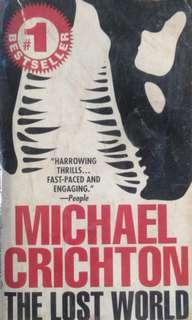 Michael Crichton The Lost World