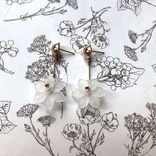 Anting Bunga / Flower Earrings