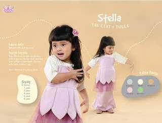 Baju Kurung kids ( Stella )