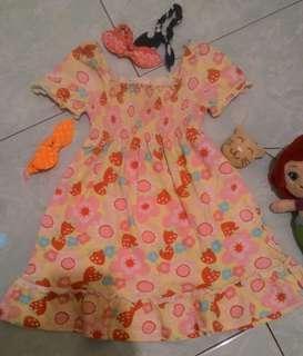 Oshkosh B'gosh Baby Girl Dress