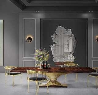 ✨Metamorphosis-變形 - 頂級餐桌✨