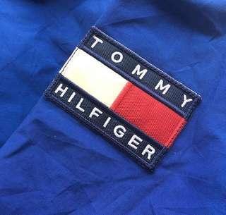 Tommy Hilfiger Vintage Blue Windbreaker