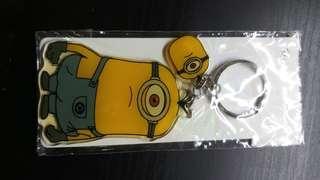 NEW Minion Keychain