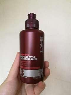 Lock Stock & Barrel Prep And Style Thickening Tonic LS&B Hair