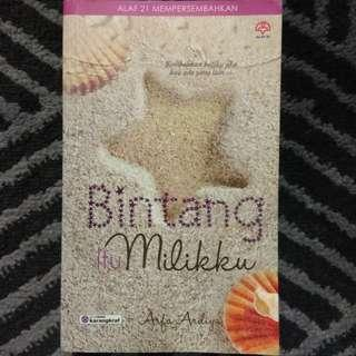 [Novel Melayu] BINTANG ITU MILIKKU - Arfa Ardiya