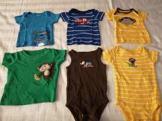 Carter's bundle 3 months