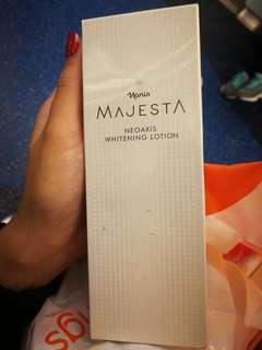 美白化粧水 Naris majesta neoaxis whitening lotion
