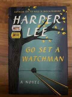 Go Set A Watchman (Hardcover)