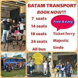Batam private transport