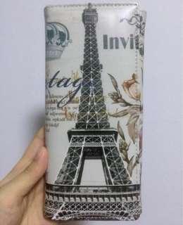 Long Paris Wallet