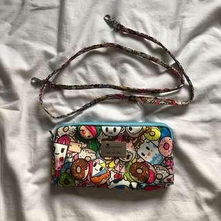 Tokipops Med with long strap