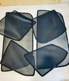 Wts Magnetic shades for Citroen Grand Picasso (2nd generation )