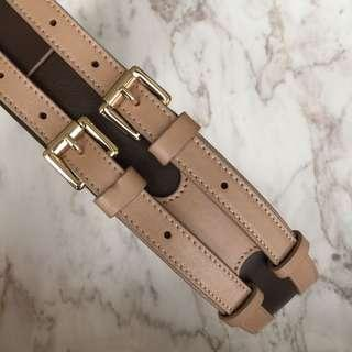 MaxMara Buckle Belt