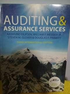 🚚 Auditing & Assurance Services