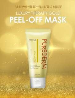 Luxury Gold Peel Off Mask 100g