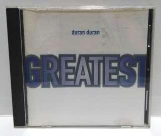 Duran Duran - greatest hits