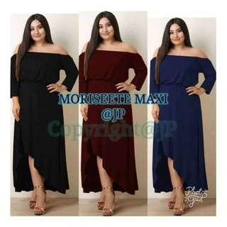 Morissete Plus Size Dress