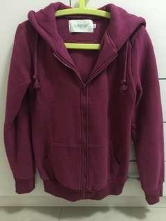 Plain Purple Jacket
