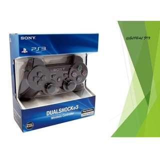 Sony PS3 Dualshock 3 Wireless Game Controller