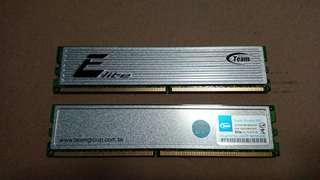 🚚 Team Elite DDR2-800 4GB kit