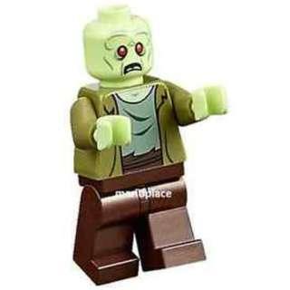 Lego Minifigure - Zeke / Zombie (Scooby-Doo) [75902]