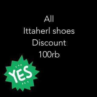 Discount ittaherl shoes