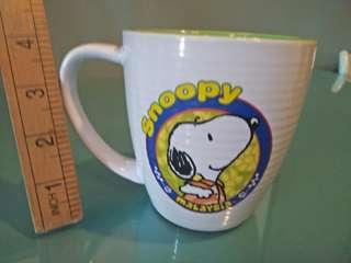 Ceramic mug snoopy