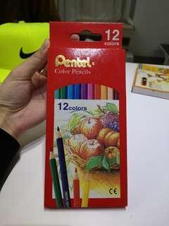 🚚 色鉛筆