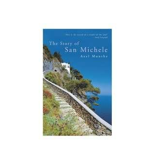 🚚 The Story of San Michele (Author: Axel Munthe, ISBN: 9780719566998)