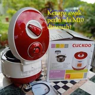 Red M10 Multicooker