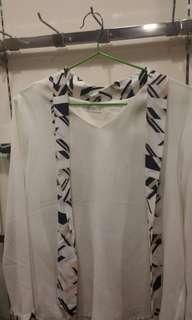 🚚 H&M個性雪坊上衣