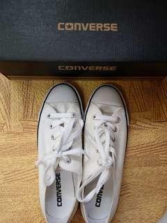 🚚 (降)converse23 正品米白全新