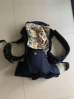 🚚 BABY CARRIER WITH HIPSEAT