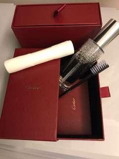 Cartier首飾專用清潔套裝💍✨ 洗鑽水