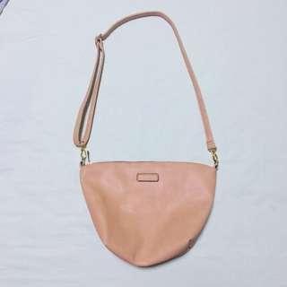 Coral Pink 2-Way Bag
