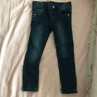 🆕Mothercare jeans 3-4yo